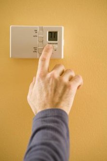 Digital thermostats provide accurate temperature control.