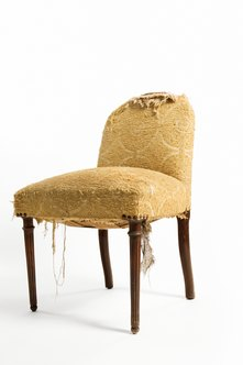 Choose stain-resistant upholstery fabrics to bolster the longevity of refurbished chairs.