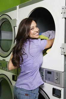 First-time homebuyers often use laundromat services while they save money for their own machines.