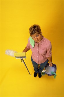 If you enjoy cleaning and possess an entrepreneurial spirit, a housecleaning business may be a good choice.
