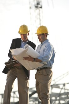 A construction company profile builds customer confidence.
