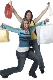 People often describe positive buying experiences to friends and family members.