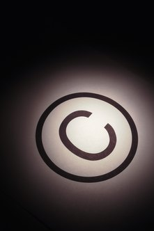 Courts consider whether two creative works are substantially similar when determining copyright violation.