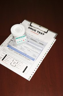 A drug test policy helps ensure a safe, healthy working environment.