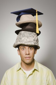 In small companies, it's not unusual for one employee to wear multiple hats.