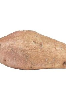 Sweet potatoes require more room in a raised garden than standard potatoes.