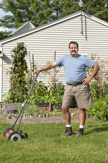 Lawn care skills and physical fitness are required for lawn care operators.