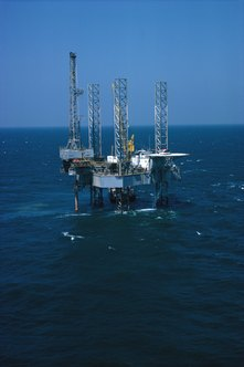 Offshore oil workers typicaly toil at least 12 hours per day.