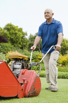 Depending on your needs, leasing mowing equipment may be more cost efficient.