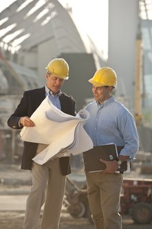 Construction companies can measure productivity for individual building projects.