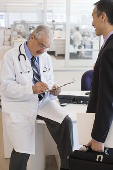 Internists provide primary medical care to adults.