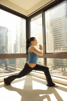 Lunge your way to great glutes.