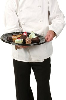 The setting in which a chef works, among other factors, may affect his salary.
