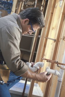 You can become a master plumber in as little as five years in some states.