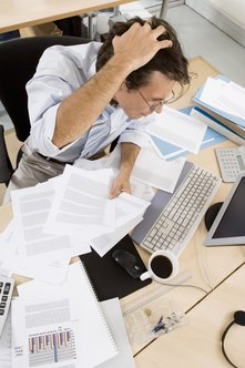 Avoid unhealthy habits such as smoking or overeating when stressed at work.