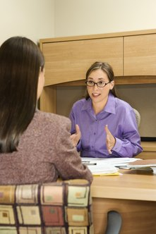 Descriptive words during an interview reflect your key skills or competencies.