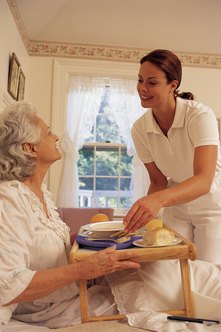 Adult day care services offer companionship and help to those who might otherwise spend the day alone.