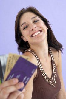 Market your pre-paid credit cards to maximize business profits.
