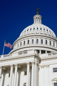 Lobbyists have a strong presence at the U.S. Capitol.