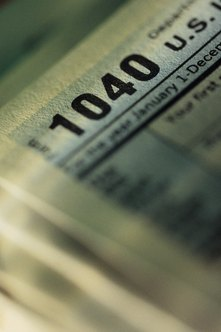 The IRS can assess penalties for incorrect tax returns.