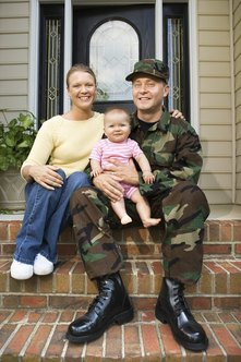 To get family benefits, the military needs proof.
