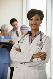 An acute care pediatric nurse practitioner may practice in a hospital.