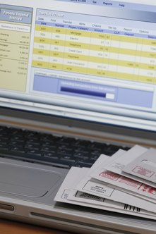 Use a solid system for keeping track of your business expenses.