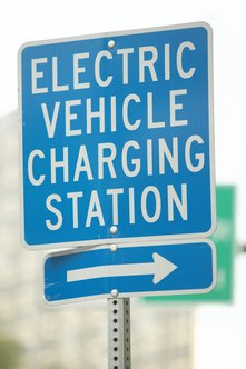 The use of electric vehicles is one sustainable business practice.