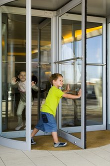 Don't let electronic doors become a liability.