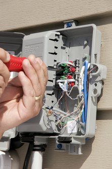 HVAC electricians specialize in installing and maintaining electrical components of an HVAC system.