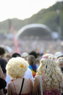 Large crowds flock to music festivals, bringing you new customers.