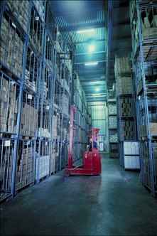 Storing inventory costs the company money.