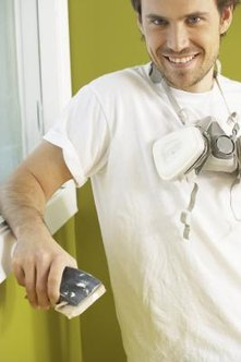 Prepare to spend some time sanding before you paint.
