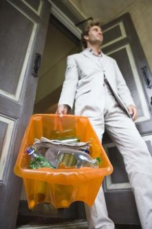 The average American household generates 1.46 lbs. of recovered recyclables per person every day.