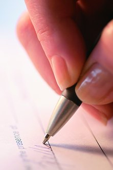 Promissory notes are signed by individuals who promise to pay on behalf of themselves or their companies.