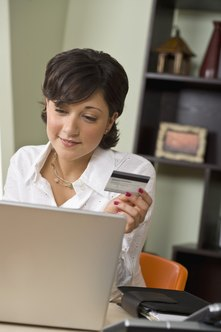 Using a separate credit card for business expenses help track spending.