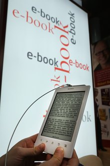 The Kindle can read e-books from sources other than Amazon.