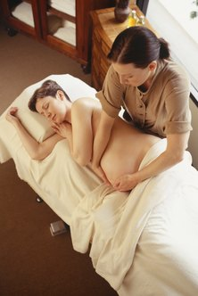 Pregnancy massage therapists undergo special training to work with pregnant women.