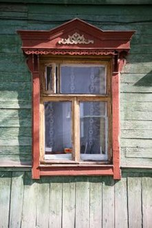When it's time to replace a leaky old window, don't discard it --- recycle it.