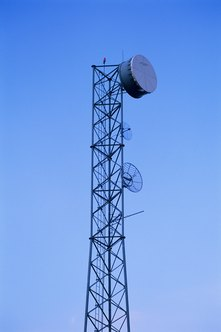 Cell phone technicians must have a varied knowledge of communication frequencies technology.