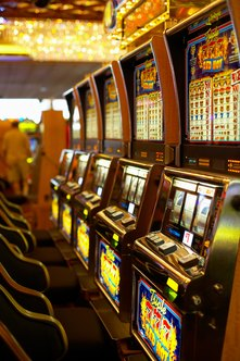 Slot technicians maintain and repair gaming machines at casinos.