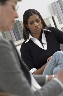 Credit counselor's assess their clients' financial situation before offering advice.