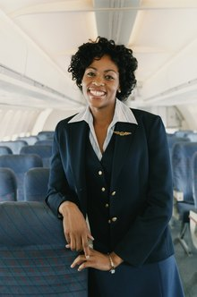A flight attendant has an exciting and rewarding job.