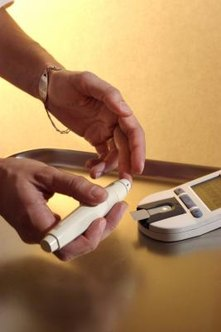 High pre-meal blood sugar levels could indicate a health problem.