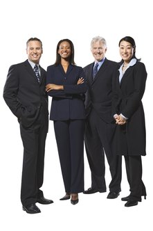 A diverse workforce can give a company a competitive edge.