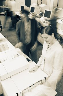 Configure a dedicated printer for your new employees.