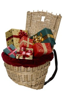 Get professional-looking photos of your baskets to help convince people to buy.