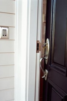 Learn how to paint a security screen door.