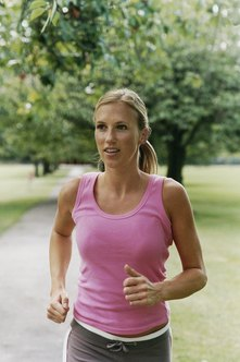 Jogging at low-intensity paces have weight-loss benefits.