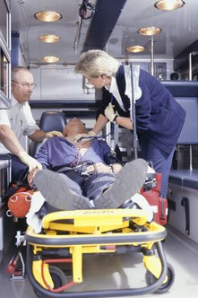 EMTs in Texas have several levels of practice and coursework.